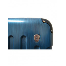 Чемодан L'case Milan Blue M