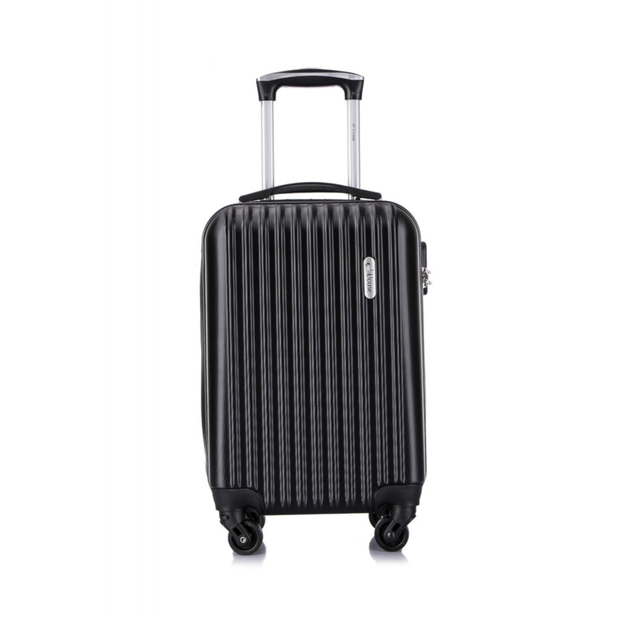 Чемодан L'case Krabi Black S