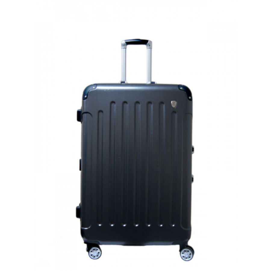 Чемодан L'case Milan Black M
