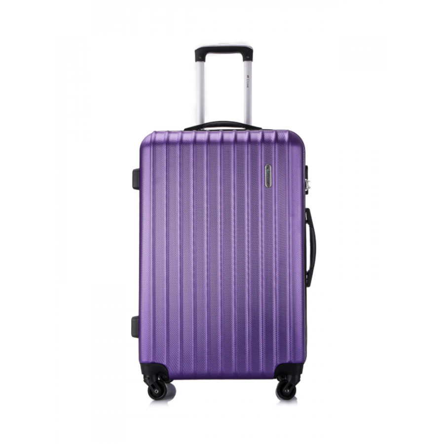 Чемодан L'case Krabi Purple M