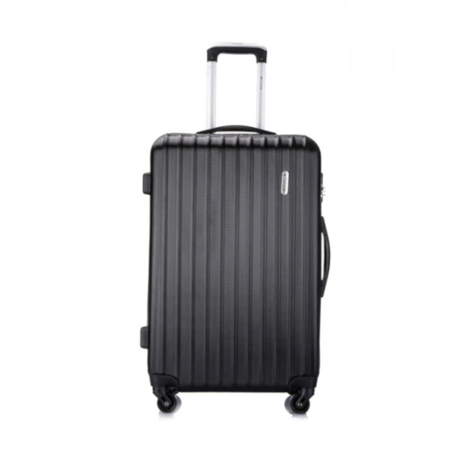 Чемодан L'case Krabi Black M