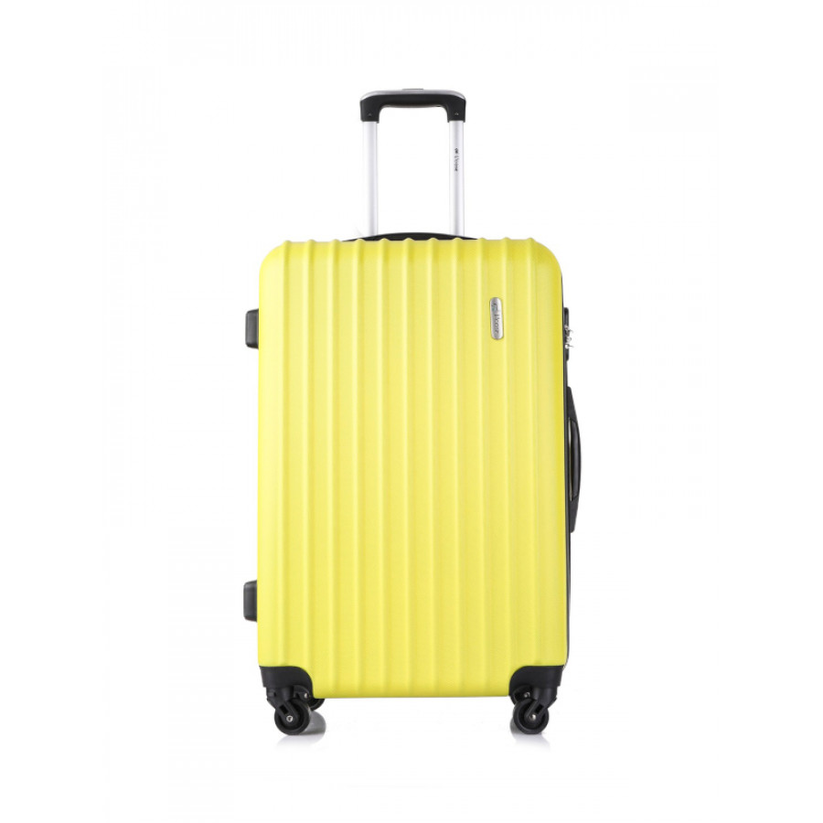 Чемодан L'case Krabi Yellow M