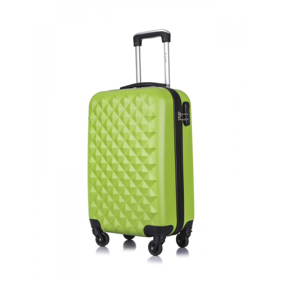 Чемодан L'case Phatthaya Green S+