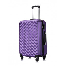 Чемодан L'case Phatthaya Purple M+