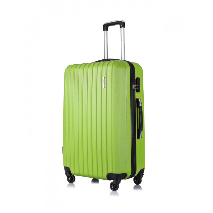 Чемодан L'case Krabi Green L