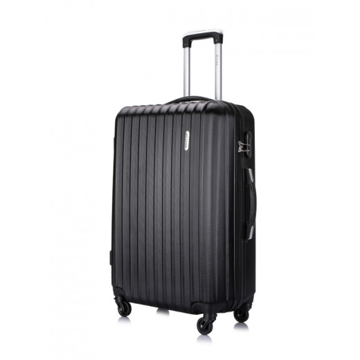 Чемодан L'case Krabi Black L