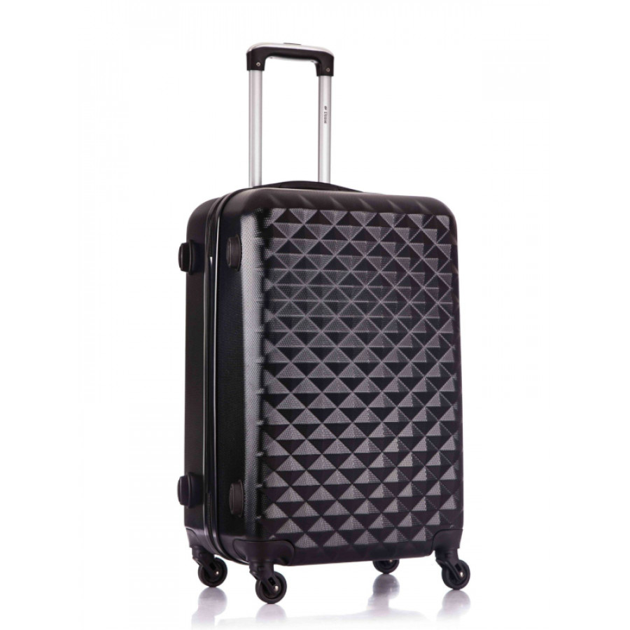 Чемодан L'case Phatthaya Black L+