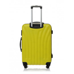Чемодан L'case Phuket Yellow L+