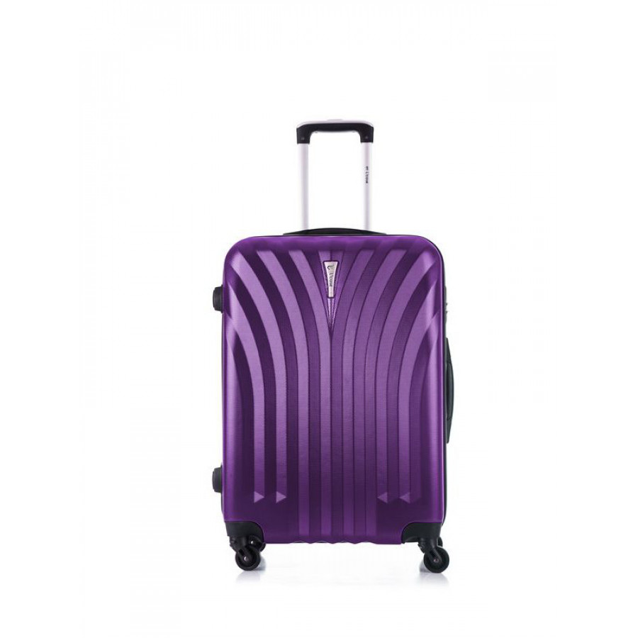 Чемодан L'case Phuket Purple S+