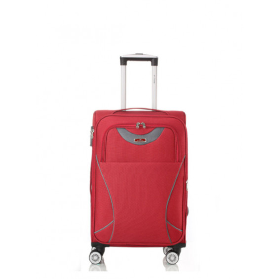 Чемодан L'case Amsterdam Red S