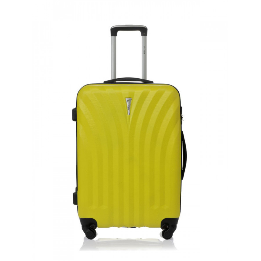Чемодан L'case Phuket Yellow M+