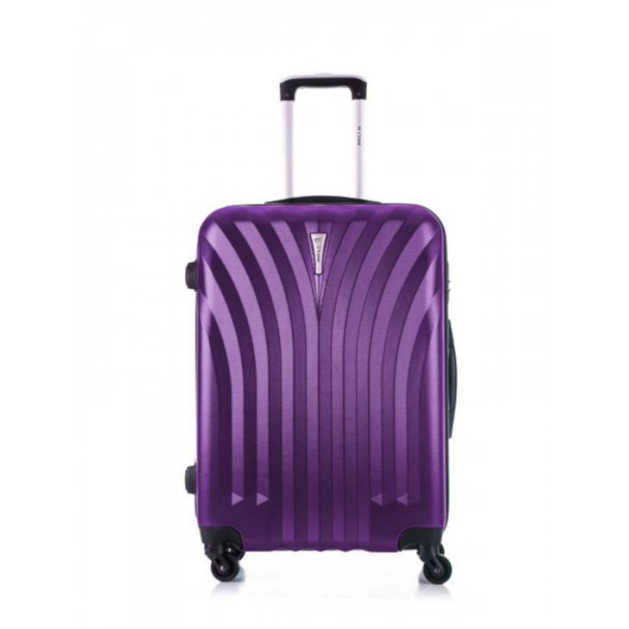 Чемодан L'case Phuket Purple M+