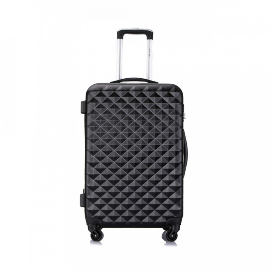 Чемодан L'case Phatthaya Black M+
